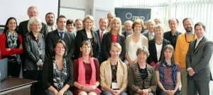 Participants at the JPND Palliative Care research workshop in Amsterdam on June 25th, 2014