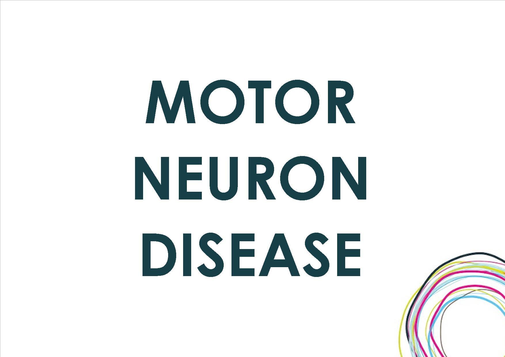 Funding jpnd for Definition of motor neuron disease