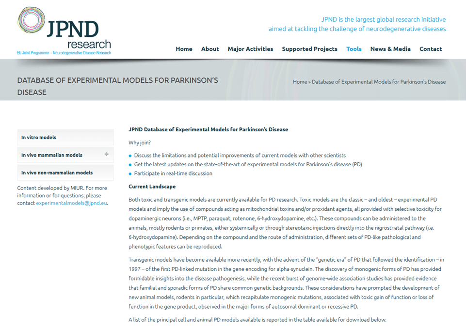 JPND launches new online forum for discussion of